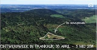 Ontwerpweek in de Vogezen (Frankrijk)